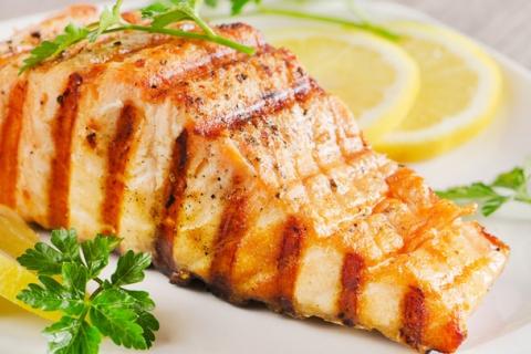 Cá Hồi Sapa tươi sống